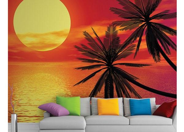 Fototapeet Romantic Sunset 400x280 cm