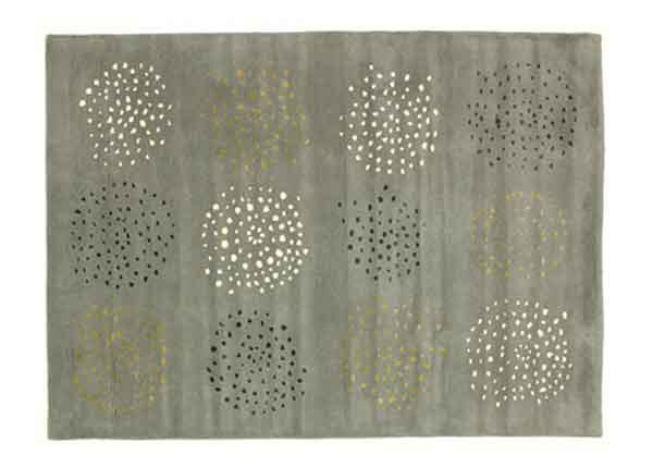 Villane vaip Riga grey 170x240 cm