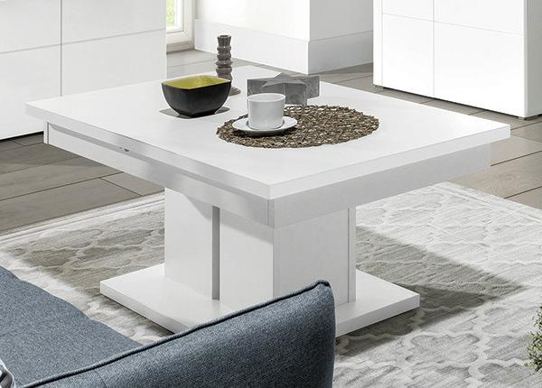 Удлиняющийся журнальный стол 114-144x52 cm TF-129966