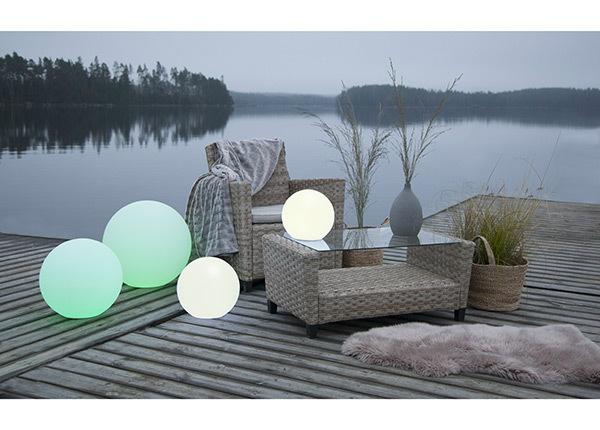Dekoratiivne aiavalgusti Twilights Ø25 cm