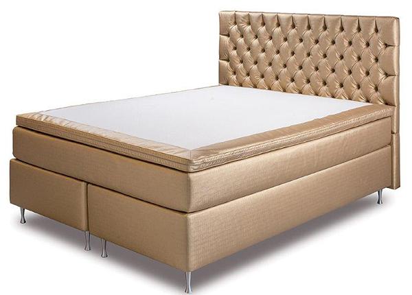 Comfort voodi Hypnos Buckingham 160x200 cm keskmine