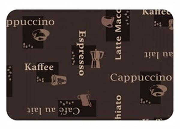 Lauamatt Cappuccino 4 tk