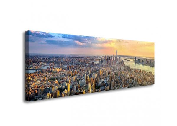 Seinätaulu NEW YORK 2, 40x120 cm