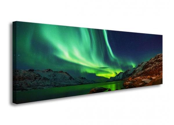 Seinapilt Polarlicht 40x120 cm ED-130568