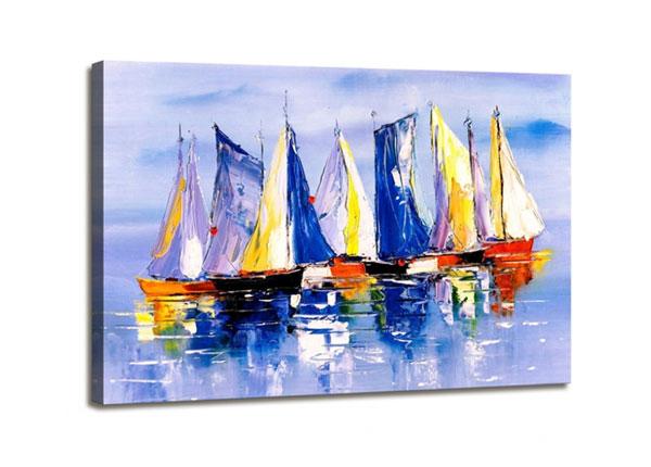 Seinapilt Sailing ships 60x80 cm ED-130573