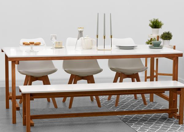 Ruokapöytä CONSTRUCTIONS 160x90 cm