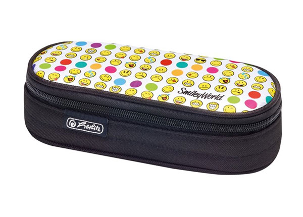 Пенал Herlitz Airgo Smileyworld Rainbow BB-130873