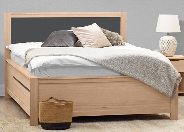 Sänky vuodevaatelaatikoilla HERRIN 160x200 cm MA-130887