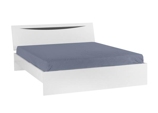 Sänky LETTY WHITE 160x200 cm MA-130912