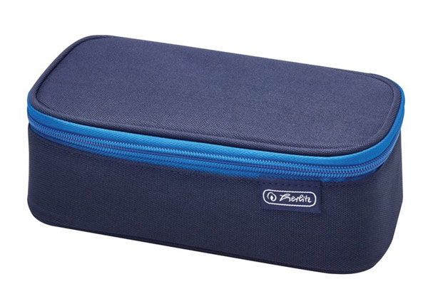 Пенал Herlitz Be Bag Beat Box Blue BB-130944