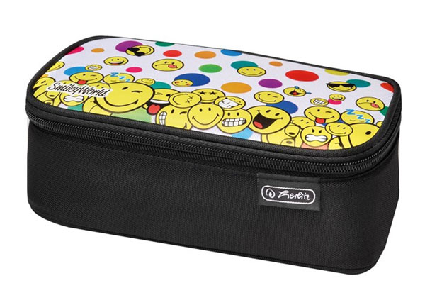 Penaali HERLITZ BE BAG BEAT BOX - SMILEYWORLD RAINBOW BB-130961