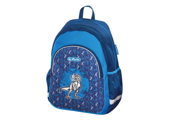 Рюкзак для дошкольников Herlitz Blue Dino BB-130985