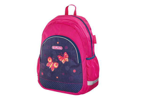 Koolikott Herlitz eelkooli Butterfly Dreams BB-130986