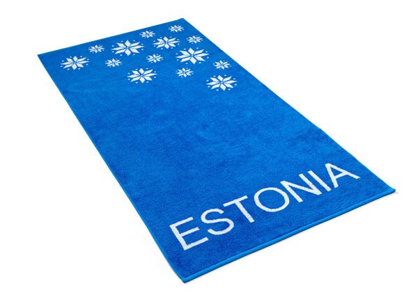Saunalina Estonia, 70x140 cm