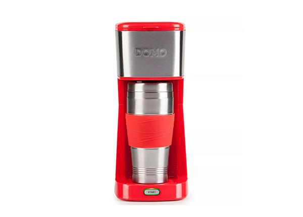 Kohvimasin termoskruusiga Domo 400 ml