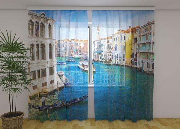 Šifoon-fotokardin Venice 1, 240x220 cm ED-131517