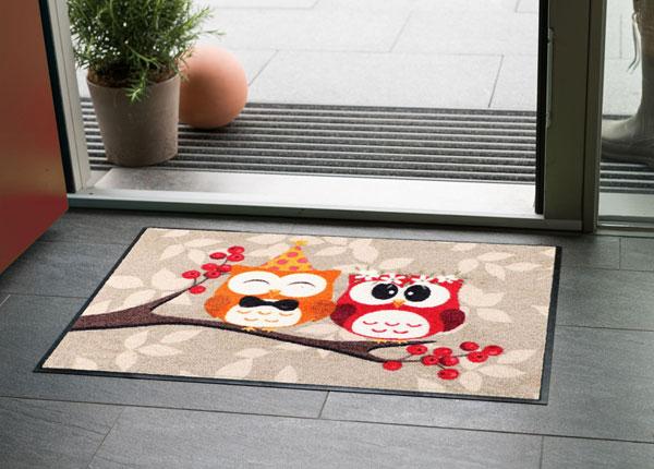 Matto LOVE OWLS 50x75 cm A5-131719