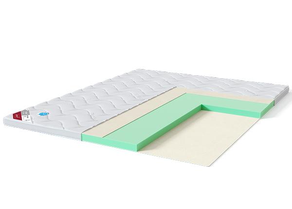 Sleepwell kattemadrats TOP HR foam Plus 90x200 cm