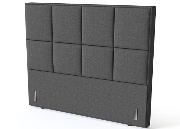 SLEEPWELL sängynpääty BLACK KRONANG 80 cm SW-132103