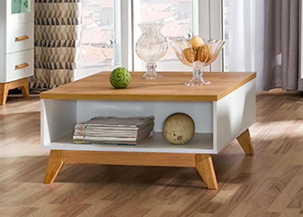 Журнальный стол SV10 80,5x80,5 cm CM-132438