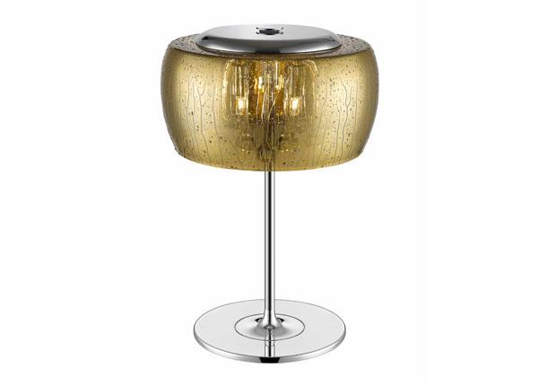 Настольная лампа Rain Gold