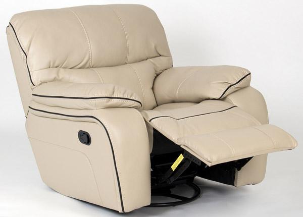 Кресло с механизмом подножки