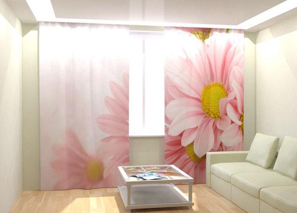 Fotokardinad Soft Flowers 300x260 cm AÄ-132763