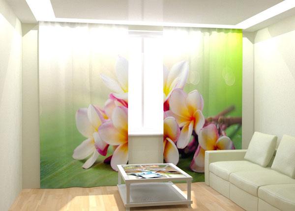Fotokardinad Soft Bouquet 300x260 cm AÄ-132999
