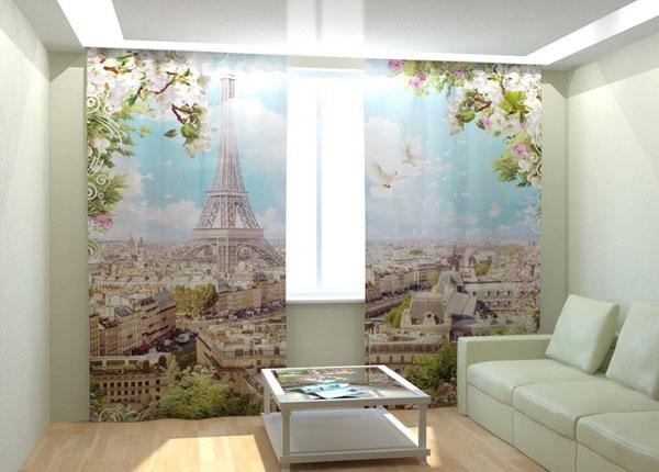 Kuvaverhot PARIS 300x260 cm AÄ-133021