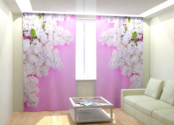 Fotokardinad White Lilac 300x260 cm AÄ-133028