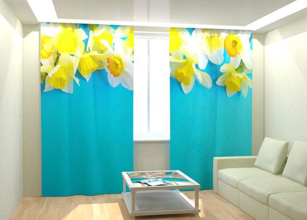 "Фотошторы ""Top of the Daffodils"" 300x260 см AÄ-133031"