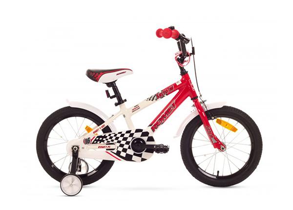 """Poiste jalgratas Salto 16"""" TC-133353"""
