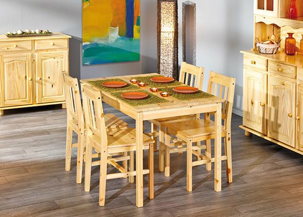 Обеденный стол Carrel 118x75 cm AY-133359