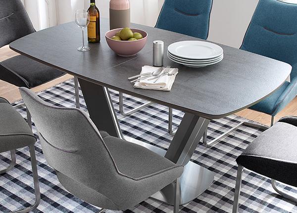 Jatkettava ruokapöytä JARUK 160-200x90 cm CM-133364