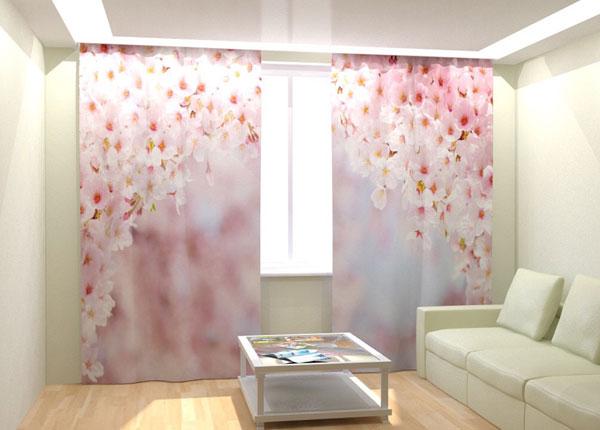 Fotokardinad Pink Sakura 300x260 cm AÄ-133400