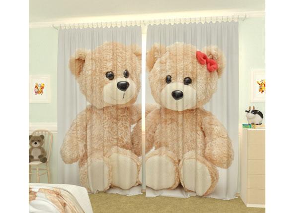 Fotokardinad Teddy Bears 300x260 cm AÄ-133416