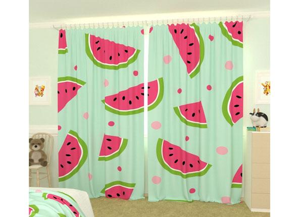 Fotokardinad Watermelon 300x260 cm AÄ-133417
