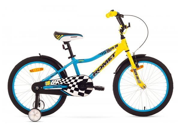 """Laste jalgratas Salto 20"""" TC-133506"""