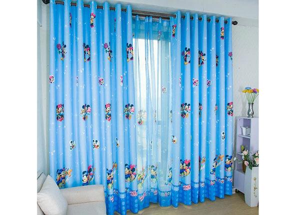 Desingverhot DISNEY BLUE 300x250 cm AÄ-133534