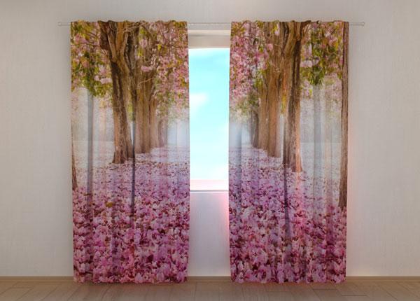 Затемняющая штора Alley of Magnolias 240x220 см ED-133698