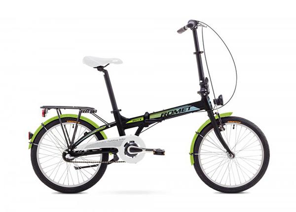 "Jalgratas kokkupandav Wigry 3 20"""