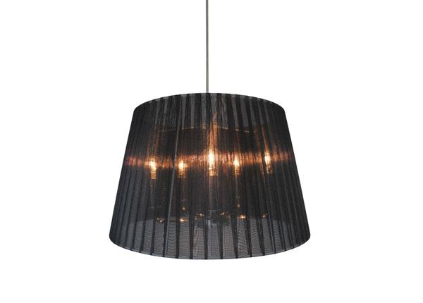 Riippuvalaisin BLOIS BLACK Ø45 cm A5-134031