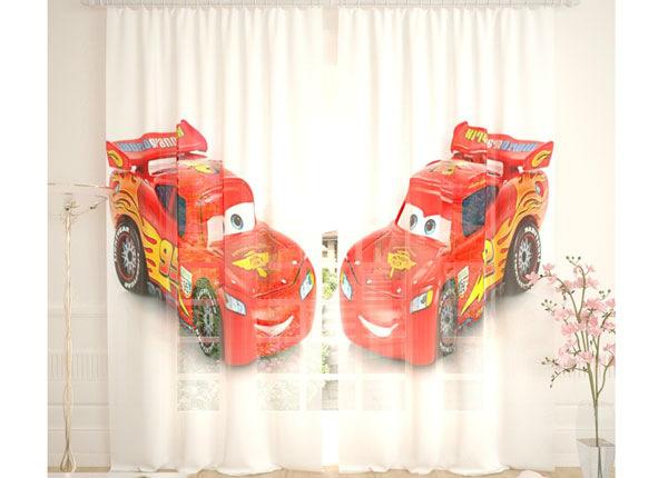Tylliverhot CARS 290x260 cm AÄ-134084