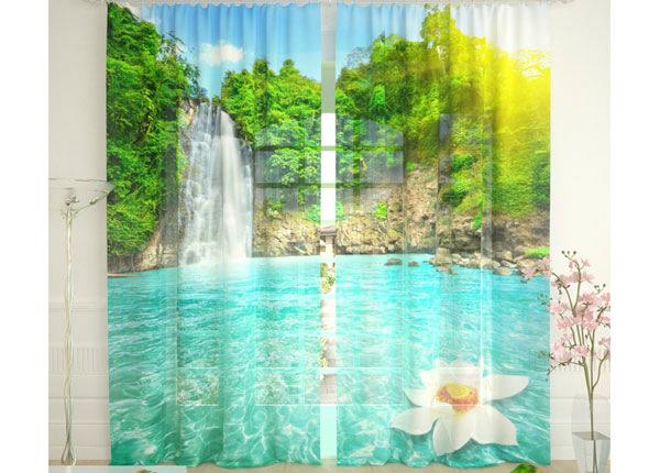 Tüllkardinad Paradise 290x260 cm AÄ-134106