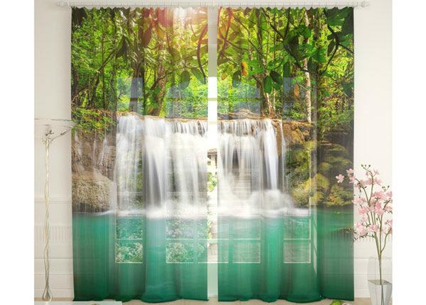 Tüllkardinad Waterfall 290x260 cm AÄ-134114