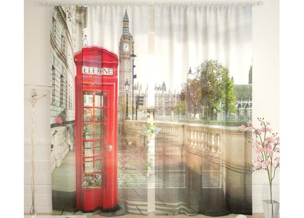 Tylliverhot LONDON 290x260 cm AÄ-134115