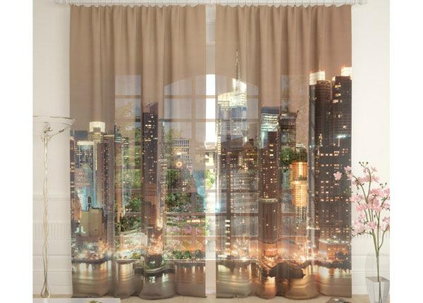 Tüllkardinad Big City Life 290x260 cm AÄ-134116