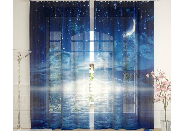 Tylliverhot NIGHT SKY 290x260 cm AÄ-134127
