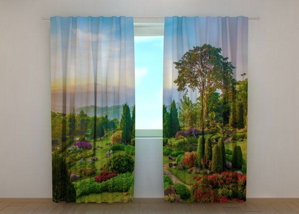 Pimennysverho BEAUTIFUL GARDEN 240x220 cm ED-134169