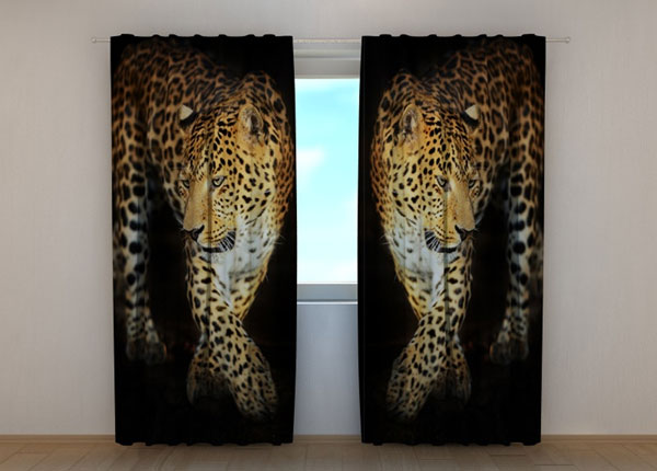 Pimennysverho BEAUTIFUL JAGUAR 240x220 cm ED-134171